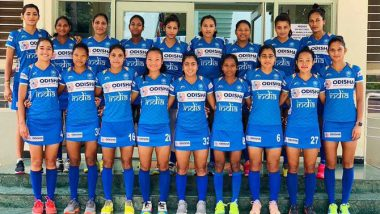 Indian Women's Hockey Team Lose 1–2 to Argentina To Crash Out of Tokyo Olympics 2020 Hockey Final Race