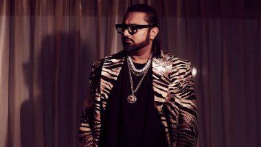 Yo Yo Honey Singh Says He's a Pop Star and Not a Rap Artiste