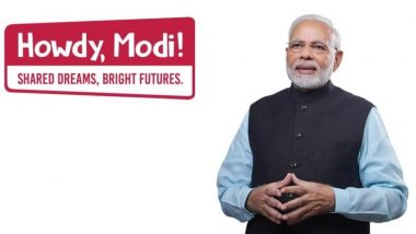 Howdy, Modi! Live Streaming on Youtube, Twitter and Facebook: When and Where to Watch Live Video of PM Narendra Modi, Donald Trump's Event in Houston