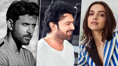 Prabhas to Play 'Ravana' In Hrithik Roshan-Deepika Padukone Starrer Ramayana?