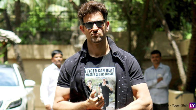 Hrithik Roshan Looks So HOT in the Latest Pics That It Will Make You Forget the Gloomy Weather For a While!