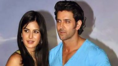 Hrithik Roshan Calls Katrina Kaif a 'Mazdoor' 'She Is One of the Best Labourers and Workers That I've Ever Come Across' Says the Super 30 Actor