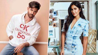 GQ Men of the Year Awards 2019: Fans Demand Sexy Duo Hrithik Roshan-Katrina Kaif to Reunite For a Film Again! (View Pics Inside)