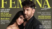 Hrithik Roshan and Vaani Kapoor Ooze Glamour On Femina Magazine Cover