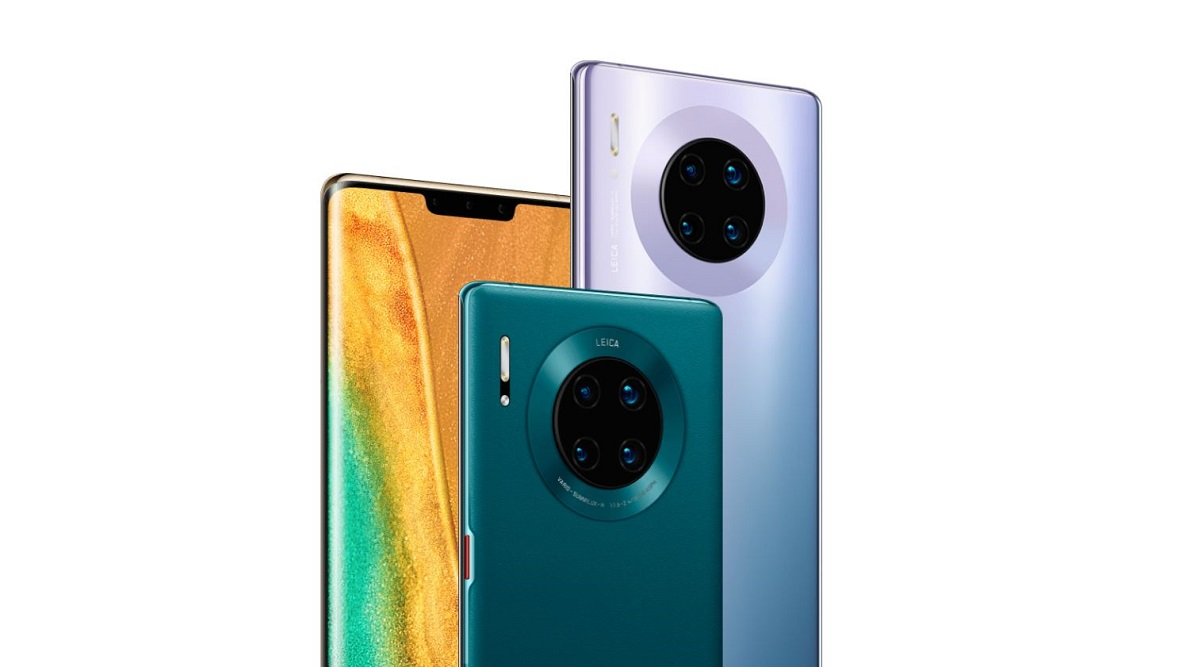 Huawei Mate 30 Pro With 40MP Camera & Kirin 990 5G SoC Launched; Check Prices, Features & Specifications