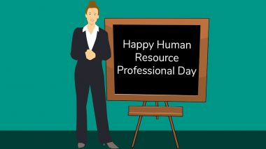 Human Resources Professional Day 2019: Importance And Significance of The Day Dedicated to the HR Department