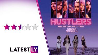 Hustlers Movie Review: Jennifer Lopez And Constance Wu's Hustling Is Topnotch But Banal Writing Brings The Film Down