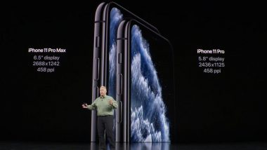 Apple iPhone 11, iPhone 11 Pro & iPhone 11 Pro Max India Prices Announced From Rs 64,900