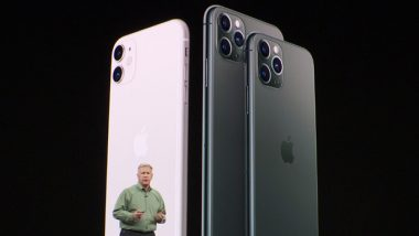 Apple iPhone 11, iPhone 11 Pro, iPhone 11 Pro Max Launched; Prices, Pre-Orders, Features & Specifications