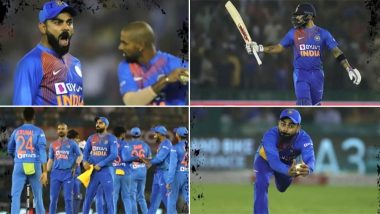 Virat Kohli Posts Pictures From IND vs SA 2nd T20I Match 2019 After India's Thumping Victory Against Proteas