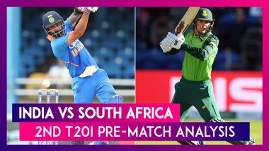 India vs South Africa 2nd T20I 2019: Know How The Two Teams Are Gearing Up For The Mohali Clash