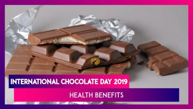 International Chocolate Day 2019: Many Health Benefits Of Your Favourite Indulgence
