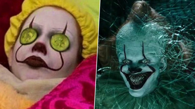 IT Chapter 2 Funny Memes: From Pennywise's Make-Up to the Clown Dance, Check Out These Hilarious Jokes Shared by Netizens