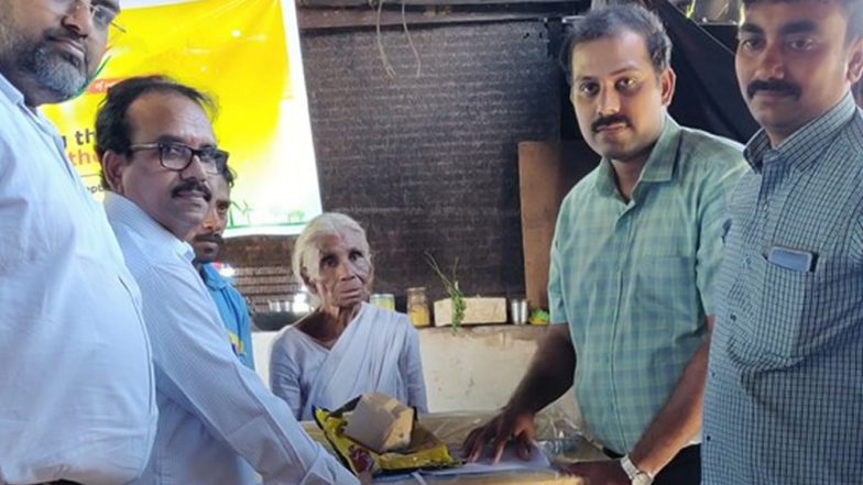 Tamil Nadu: Kamalathal, Woman Selling 1-Rupee Idli, Gets LPG Connection From Government After Anand Mahindra's Help