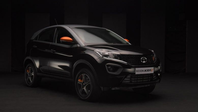 Tata Nexon KRAZ Limited Edition Sub-Compact SUV Launched in India At Rs 7.57 Lakh; Prices, Features, Variants & Specifications