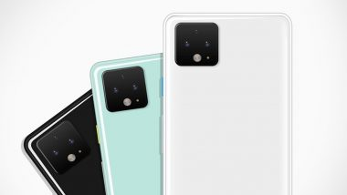 Google Pixel 4 New Coral Colour Confirmed Through Times Square Ad: Report