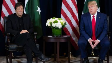 Donald Trump's Scathing Comeback at Reporters Furthering Pakistan's Narrative on Kashmir: 'Are You From Imran Khan's Team?'