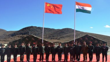 India, China to Hold Commander-Level Talks Today on Further Disengagement in Eastern Ladakh