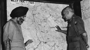 Indo-Pak War of 1965: Importance of September 6, The Day When Indian Army Entered Pakistan in Retaliation to Operation Grand Slam