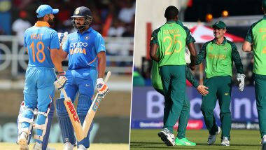 India vs South Africa 2019: Ahead of IND vs SA 1st T20I Cricket Match, a Look at South Africa's Previous Twenty20 Tour of India in 2015