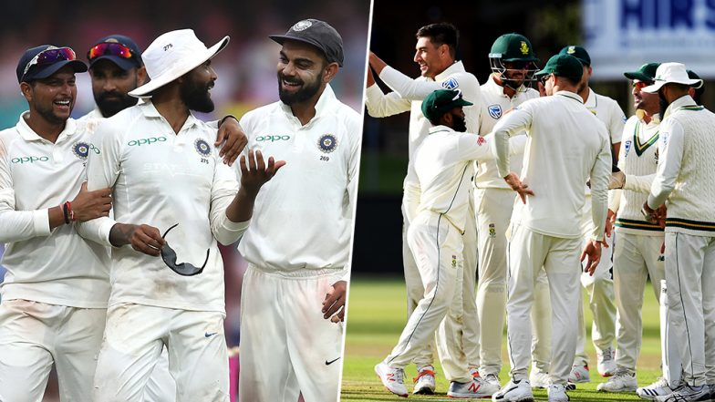 India vs South Africa 2019: KL Rahul Dropped, Shubman Gill Gets Maiden Test Call-Up as BCCI Announces India Squad for Test Series