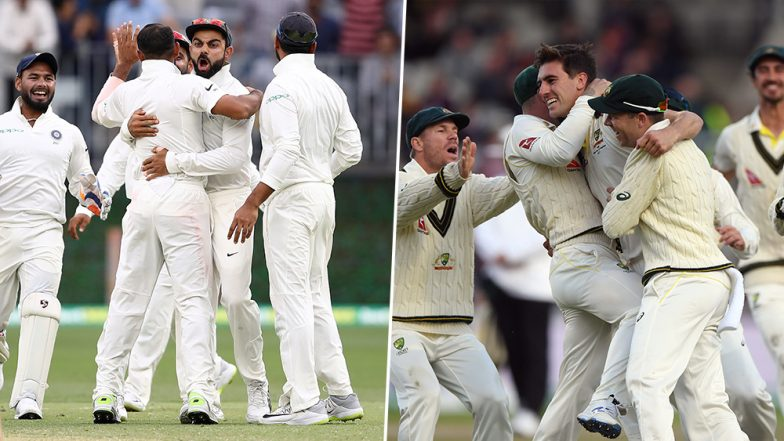 Why is India Ahead of Australia in the ICC World Test Championship Points Table Despite Same Number of Victories? Here's The Reason