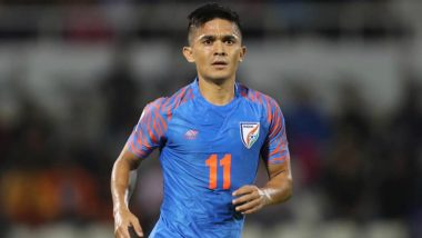 Sunil Chhetri Fitness Secret: Turned Vegan to Stay Fitter for Better Recovery, Says Indian Football Team Captain