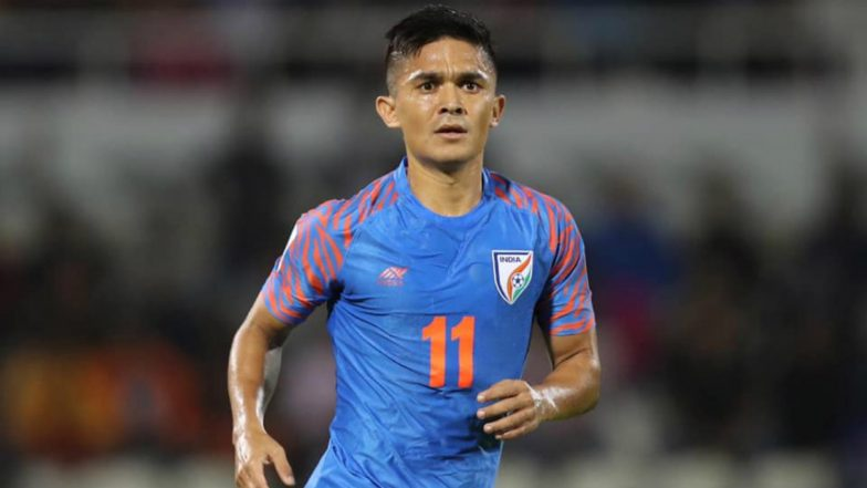 Sunil Chhetri Extremely Proud of India's Performance Against Qatar in FIFA World Cup 2022 Qualifiers, Says 'That's My Team & Those Are My Boys'
