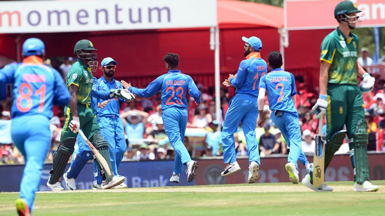 India vs South Africa 2019: Ahead of The Series, Here's a Recap of How Both the Teams Fared in Their Last Bilateral Series