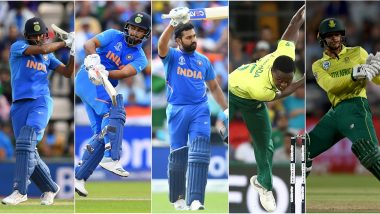 India vs South Africa, 2nd T20I 2019, Key Players: Rohit Sharma, Rishabh Pant, Quinton de Kock and Other Cricketers to Watch Out for in Mohali