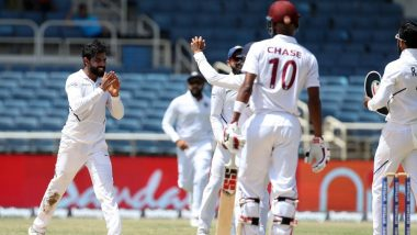 12 Batsmen in a Single Innings: West Indies Creates Unique Record after Twelve Players Bat against India in Second Test Match