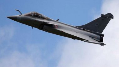 Indian Air Force Receives First Rafale Combat Aircraft in France