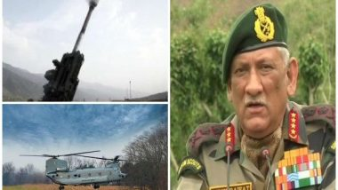 Indian Air Force to Deploy Latest American Weapon Systems for Ex-HimVijay Along China Border