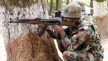 Pakistan Violates Ceasefire Along Line of Control (LoC) in Mendhar and Balakote in Poonch, Indian Security Forces Respond