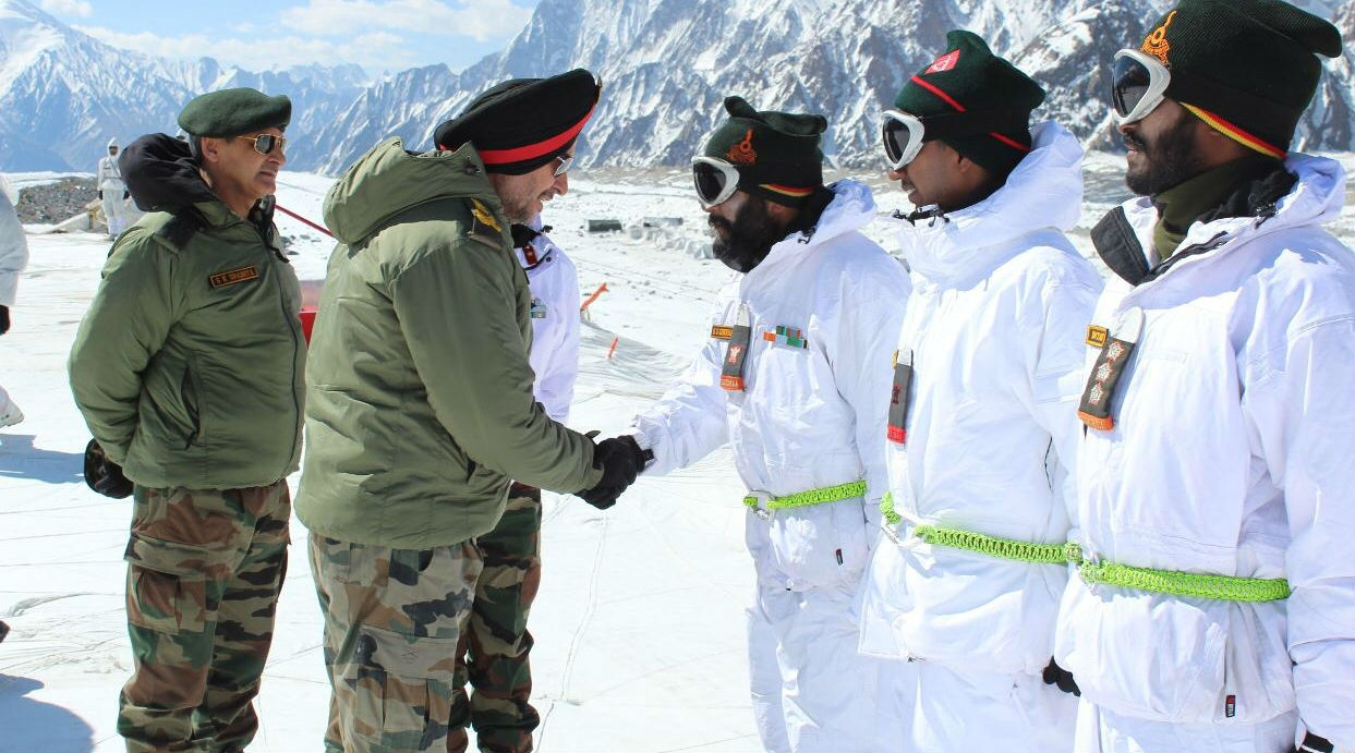 Indian Army Mulling to Re-Open Siachen Glacier in Ladakh to Tourists