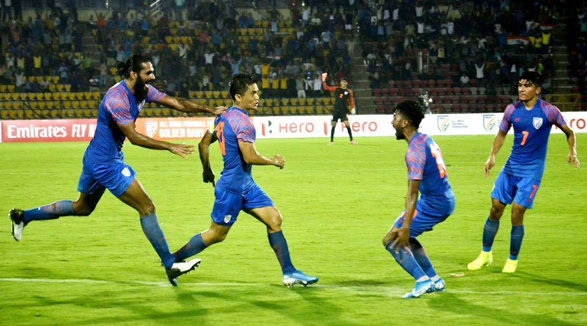 IND vs BAN, FIFA World Cup 2022 Qualifiers Match Preview: Sunil Chhetri-Minus India Aim For 1st Win Against Bangladesh