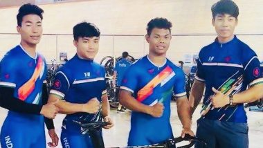 India on Top in Cycling: Men's Junior Cyclists Esow Alben and Ronaldo Laitonjam Dominate Rankings
