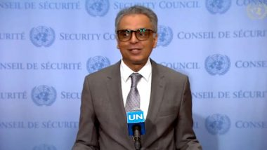 Syed Akbaruddin, India's UN Envoy, Makes Veiled Attack on Pakistan Over Providing Safe Havens to Terrorists