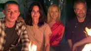 Friends Turns 25: Lisa Kudrow and Courtney Cox 'Burst into Flames' With Excitement as They Celebrate the Milestone With Charlie Puth (See Pics)