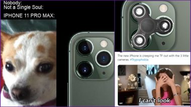 Apple iPhone 11 Funny Memes and Jokes: From Trypophobia to Fidget Spinners Check Best Tweets on The New iPhone Series