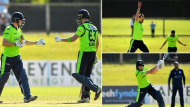Live Cricket Streaming of Ireland vs Netherlands 4th T20I Match: Watch Free Telecast and Live Score of IRE vs NED Match in Ireland Tri-Series 2019 on 'CricketIrelandTV' YouTube