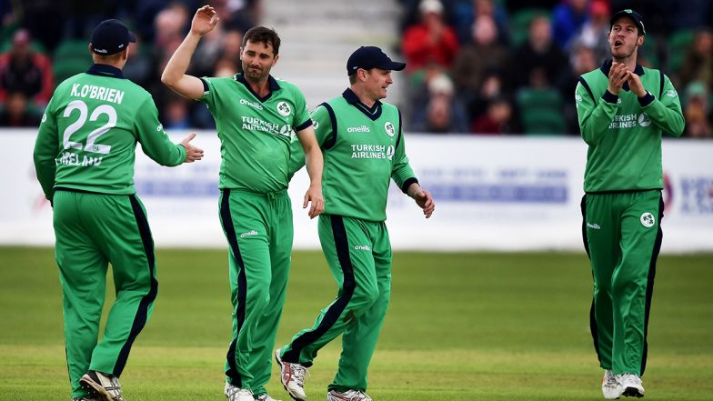 Live Cricket Streaming of Oman vs Ireland 3rd T20I Match Online: Check Live Cricket Score, Watch Free Telecast of Pentangular Oman T20I 2019 Series on Cricket Ireland YouTube