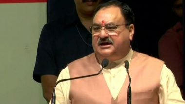 Jammu and Kashmir Has Legislative Powers, Gujjars and  Bakarwals Will Have Seats Reserved in Valley, Says BJP Working President JP Nadda