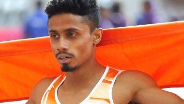 World Athletics Championships 2019: India's Jabir Madari Pillyalil Qualifies for Semis in 400 Metre Hurdles