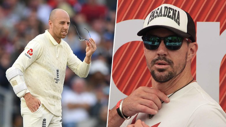 Jack Leach Is Becoming a Laughing Stock After Failing Regularly, Says Kevin Pietersen