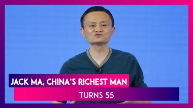 Jack Ma, Executive Chairman Of Alibaba, World's Biggest Online Store Steps Down On His Birthday