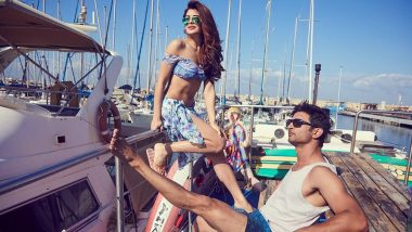 Drive on Netflix: Jacqueline Fernandez and Sushant Singh Rajput Look Hot Chilling on a Yacht in This New Pic