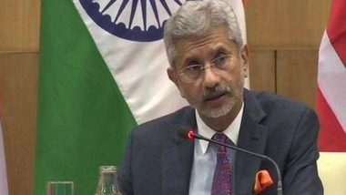 Pakistan Foreign Office Rejects S Jaishankar's Remarks on Current India-Pakistan Ties