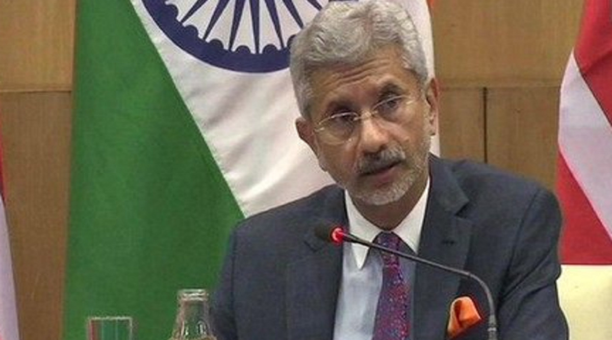 Kashmir's Intractable Challenge Had to Be Met: External Affairs Minister S Jaishankar