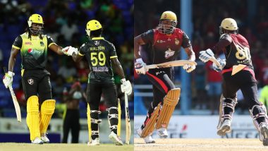 Jamaica Tallawahs vs Trinbago Knight Riders, CPL 2019 Match LIVE Cricket Streaming on Star Sports and Hotstar: Live Score, Watch Free Telecast on TV & Online